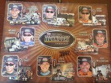 2007 Top Fuel Technicoat Shootout Autograph Picture NHRA Tony Shumacher