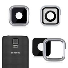 OEM Camera Glass Lens Cover Replacement For Samsung Galaxy S5 I9600 G900 G9005