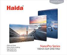 Haida NanoPro 150mm x 170mm MC Soft Grad 0.9 3 Stop ND Optical Glass Filter ND8