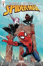 (2018) IDW Marvel Action SpiderMan #1 1:50 Gabriel Rodriguez Variant Cover