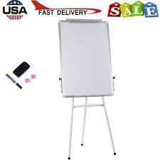 Dry Erase Easel Board 36x24 In Magnetic Tripod Whiteboard Flipchart Easel Board