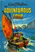 Adventurous Four (Rewards) By Enid Blyton