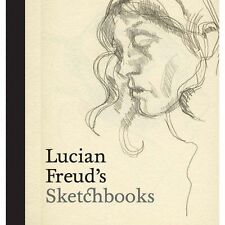 Lucian Freud's Sketchbooks by Sarah Howgate Book New And Sealed Francis Bacon
