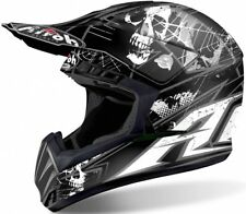 Casco Helmet helm capacete Cross Airoh Switch Scary Taglia L