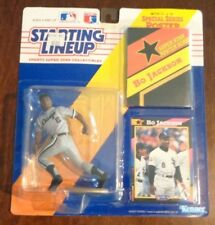 1992 Bo Jackson Baseball (White Sox) Starting Lineup figure Sealed