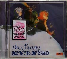 Pink Fairies-Never Never Land UK psych cd 4 bonus tracks