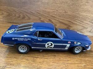 1969 Dan Gurney #2 Trans-Am Mustang Boss 302 - Mint NIB