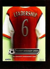 PLAYER MANAGER 2000. SUPERB FOOTBALL GAME FOR PC. BIG BOX ORIGINAL. BRAND NEW!!