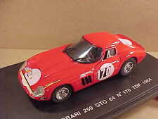 Eagle's Race 1/43 de Metal Ferrari 250 Gto 64 , 1964 Tour de France #170 #1037