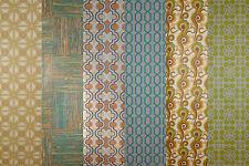 70er Jahre Tapete - Geometrische Muster IV - Große Auswahl