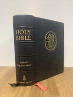 Holy Bible - King James Version - REMBRANDT Edition - Family Heirloom - Gilded