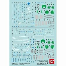 BANDAI GUNDAM DECAL No.106 for RG 1/144 GUNDAM EXIA NEW from Japan F/S