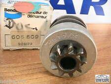 Ducellier Starter Drive  605509 for Citroen 2CV   305173   NOS  9-teeth