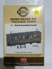 Ratio 501 Small Grounded Coach Kit OO scale