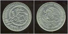 MEXIQUE  20 pesos   1982 ( bis )