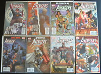 8-Book AVENGERS: THE INITIATIVE LOT (2007) #23 25 26 27 28 29 31 SPECIAL #1 NM+