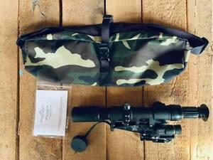 PO 3-9x42 M scope BELOMO SKS, SVD Dragunov, Tiger. Rifle Scope (1P21)