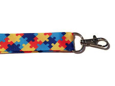 Autism Awareness Lanyard Key Chain, Teacher, Special Needs, Students, Gift