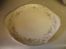 Royal Doulton Diana Handled Cake Plate MINT H5079