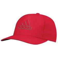 Gorra de hombre rojos adidas