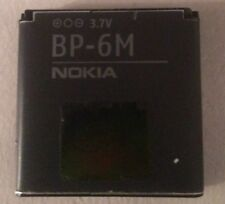 100% Genuine Originale BP-6M BATTERIA PER NOKIA N93 N73 6233 6280 6282 6288 6270