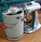 "Vintage KitchenAid Hobart 2 Quart, Model 3C Ice Cream Freezer ""3C-CF"" - XRARE photo"