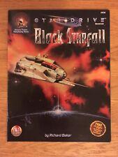 Alternity: Black Starfall, Stardrive, Vintage TSR Roleplaying Game Module, OOP!