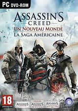 Assassins Creed Birth La Saga Americana 3 IV Black Flag Liberation PC ESPAÑOL
