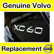 Genuine Volvo XC60 Tailgate Badge / Emblem (Chassis up to 364999)