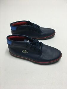 Lacoste Ampthill Chunky Mens Shoes Size 6