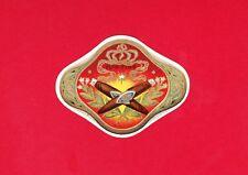 Zigarren-Etikett Deckelbild Tabak FLOR FINA PM Dep. 21647