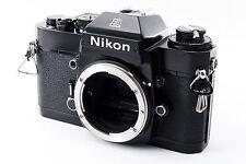 [Excellent++] Nikon EL2 Black 35mm SLR Film Camera Body From Japan #183116