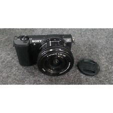 Sony Alpha a5100 Mirrorless Digital Camera 24.3MP With 16-50mm Lens Black