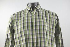 Tailorbyrd Long Staple 2PLY Yarn Exclusive of Decoration Men's Shirt Size L