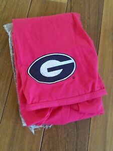Georgia Bulldogs All Star Dogs Team Logo Hooded Pet T-Shirt Hoodie - Red - XXL