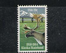 ESTADOS UNIDOS/USA 1984 MNH SC.2066 Alaska Statehood
