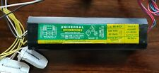 Universal Rapid Start Ballast Cat. No. 446-LR-TC-P