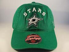 Dallas Stars NHL Zephyr Strapback Hat Cap Centerpiece