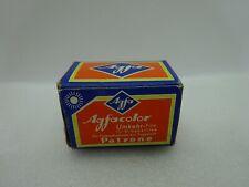 NOS Vintage Agfacolor CT 18 135-36 Film ASA 50 DIN 18 Exp Date Mai 1971