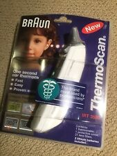 New Sealed Braun ThermoScan IRT3520 Digital Ear Thermometer
