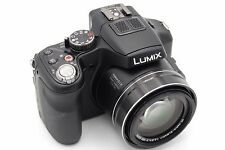 Panasonic LUMIX DMC-FZ200 12.1MP Digital Camera - Black