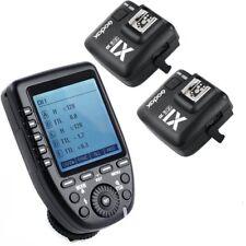 Godox Xpro-N TTL HSS 1/8000s 2.4G Flash Trigger +2Pcs X1R-N Ricevitore per Nikon