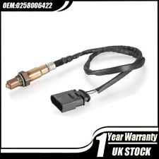 Lambda Oxygen O2 Sensor For Audi A3 A4 A6 A8 TT VW 1.6 1.8 T 2.0 2.4 0258006422