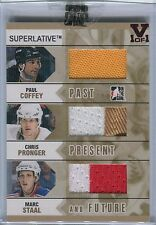 2016 ITG Vault Superlative Past Present Future Coffey Pronger Staal PPF-06 1/1