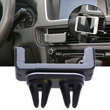 Universal 360° Car Air Vent Mount Holder Stand 2 Clip for Smart Cell Phone GPS