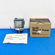 Iwaki Magnet Pump Model MD.6 MFG. No. 1070295, Speed 2700/3100 rpm