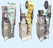 2-100g Fully Automatic Cursor Weighing Packing Filling Particles&Powder Machine