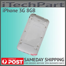 Back Rear Housing Cover Replacement for iPhone 3G 8GB WHITE
