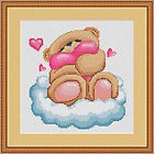 Love Bear Cross Stitch Kit Luca S B172