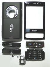Full Fascia Housing facia cover case for Nokia N95 8GB black fascias 0998986